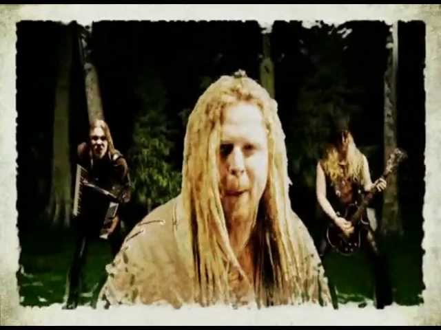 KORPIKLAANI — Vodka (OFFICIAL VIDEO)