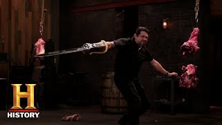 Forged in Fire: The Pata WILL KEAL in BRUTAL Final Round (Season 3)   History