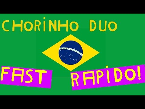 Saxophone duet - Brazilian choro