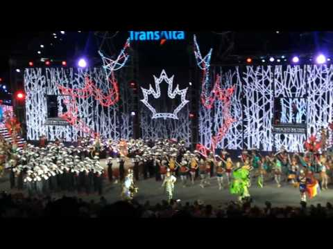 Grandstand Show, Calgary Stampede 2017