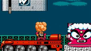 MegaMan; A Day in the Limelight - 10 - wonky wheels