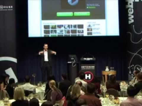 Ross Dawson - Old Keynote Speaker video (2008)