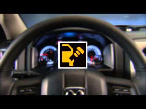 2013 Ram Truck Gas Cap Message Youtube