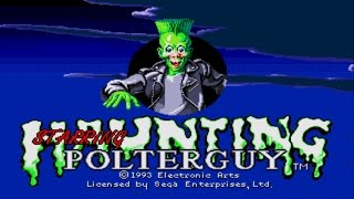Haunting - Starring Polterguy. 1 эпизод - Суровая мужская эротика