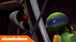 Черепашки-ниндзя | 1 сезон 14 серия | Nickelodeon