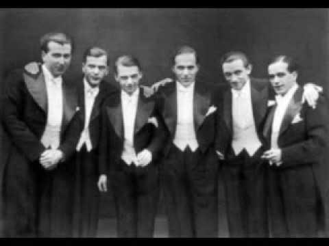 Das Ist Die Liebe Der Matrosen - Comedian Harmonists