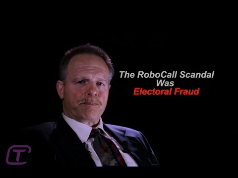 Harper Conservative Robo Call Scandal was Electoral Fraud: Government must be dissolved