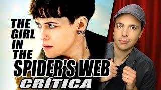 Reseña Crítica THE GIRL IN THE SPIDER'S WEB Opinión de Película La Chica En La Telaraña / Millennium