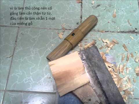 Hướng dẫn làm sáo diều cơ bản (phần 1)