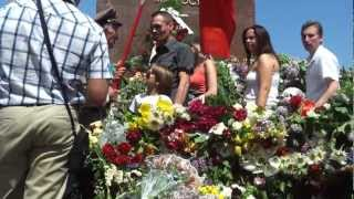 a victory day is in the second world war Odessa