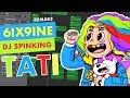 Making a Beat: 6IX9INE ft. DJ SpinKing - TATI (IAMM Remake) Mp3