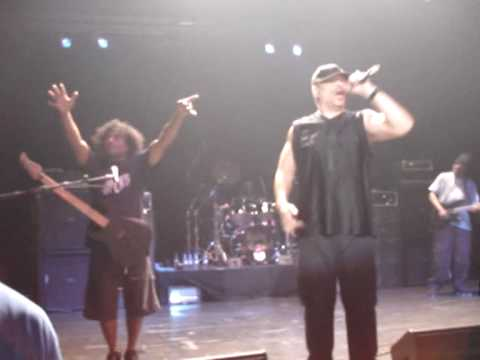 Body Count Ice-T live in Offenbach 20.08.06 Copkiller
