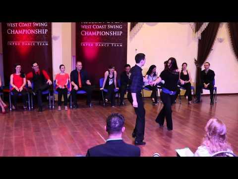 Russian Open 2014. Open Strictly.  Final. Semen Ovsyannikov & Ksenia Kostyukova