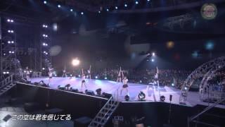 ハロプロ研修生 ♪ 天まで登れ! 2015.3.28 山岸理子 / 一岡伶奈 / 加賀楓...