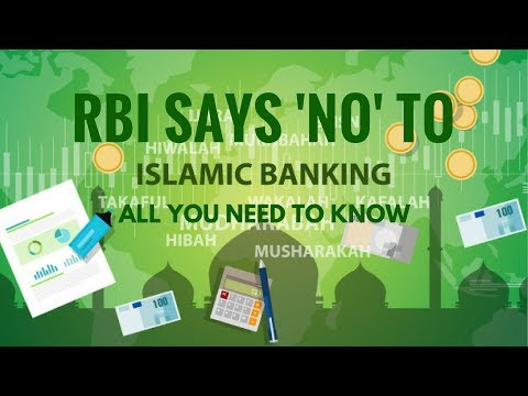"Islamic Banking in India - A ""NO' from the RBI - Complete Information"