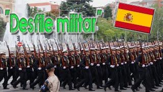 ASÍ ES EL DESFILE MILITAR EN ESPAÑA | DÍA DE LA HISPANIDAD 2018
