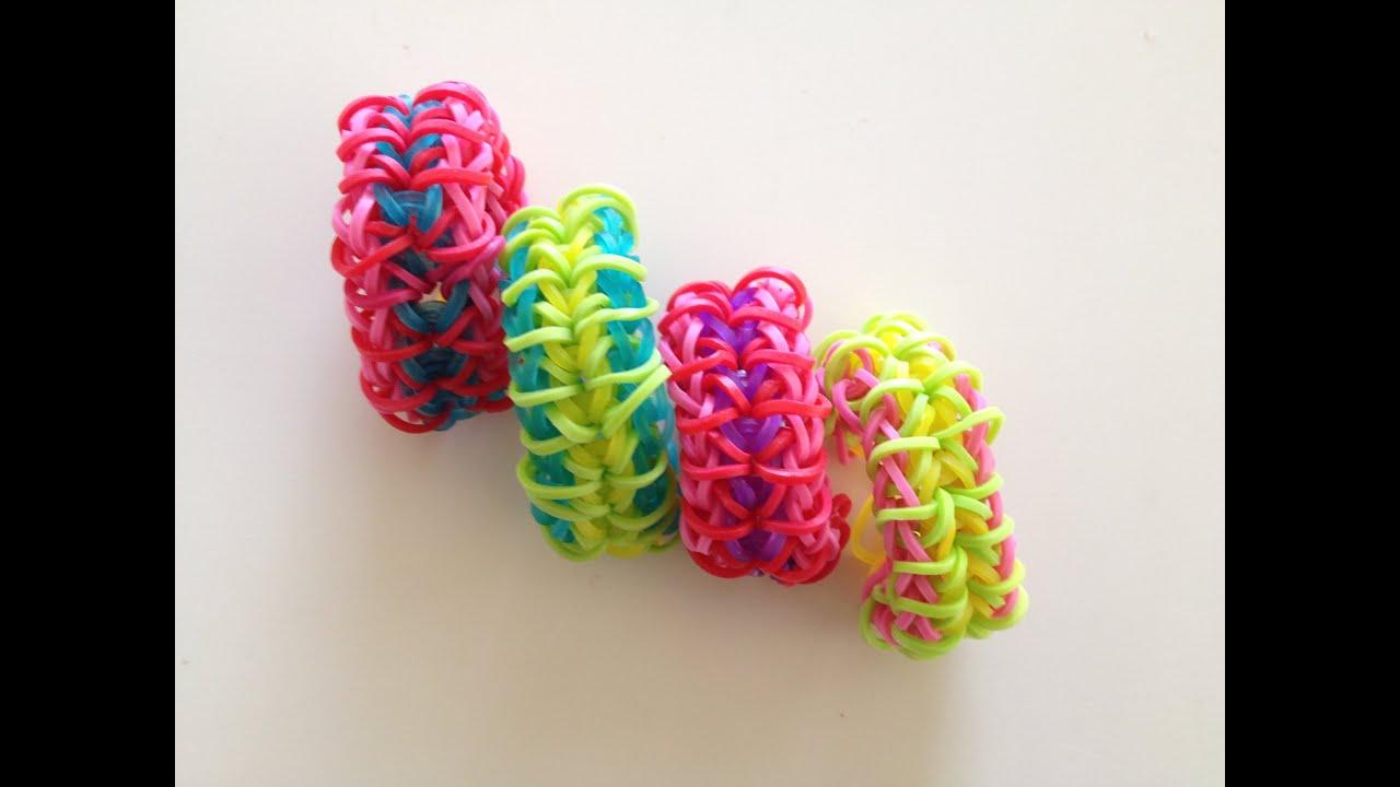 Rainbow Loom Zippy Chain