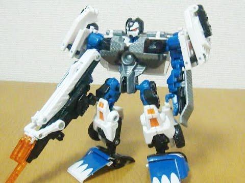 TF ムービー MA15 ロングアーム トランスフォーマー 映画1 変形 レビュー Movie LongArm Transformers review