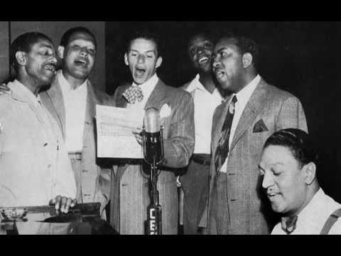Frank Sinatra & The Charioteers - Jesus Is A Rock (In The Weary Land)