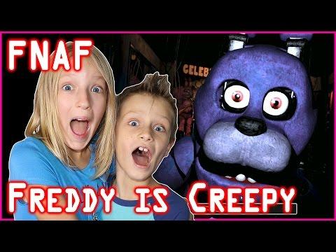 Freddy is Creepy!!! / Five Nights at Freddys (FNAF)