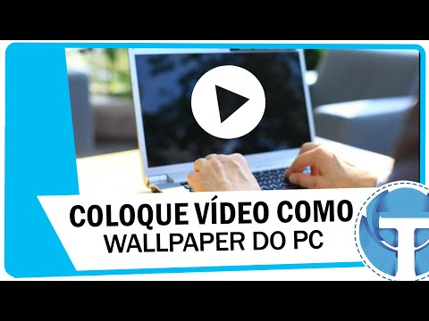 Como colocar um vídeo como Wallpaper no PC