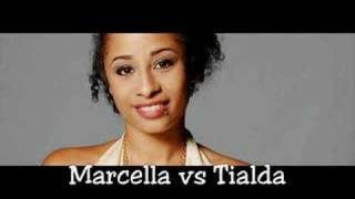 Marcella vs Tialda - Strung Out (  Finale 2007 )