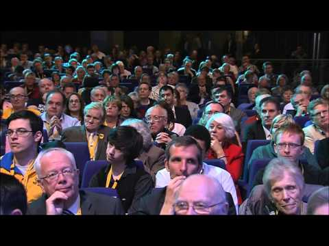 Nick Clegg speech to Liberal Democrat conference