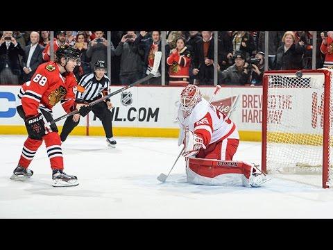 Shootout: Red Wings vs. Blackhawks