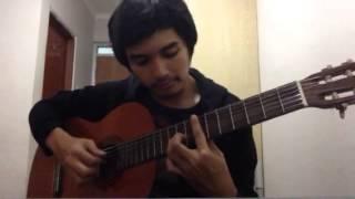 Tulus - Seribu Tahun Lamanya (solo guitar)