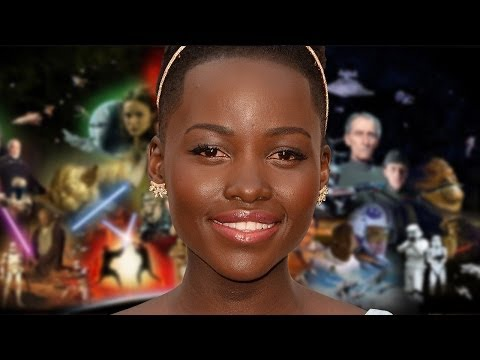 Lupita Nyong'o Eyed For STAR WARS VII