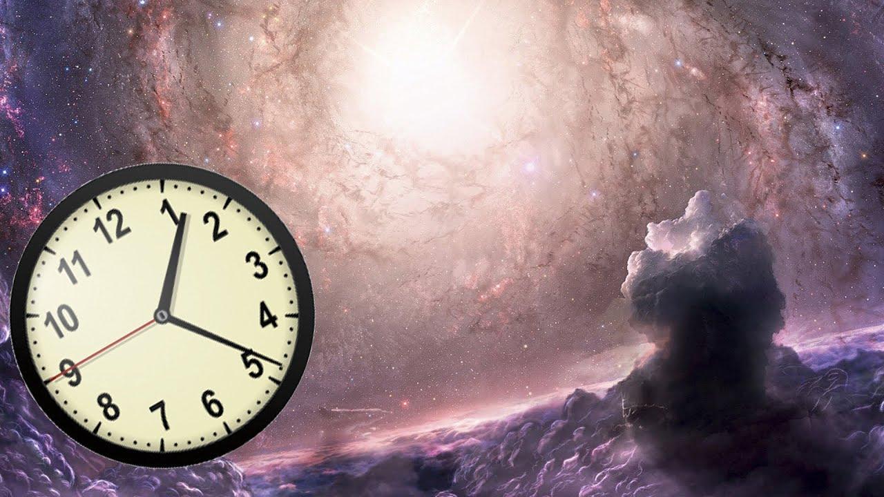 Nós estamos viajando no tempo