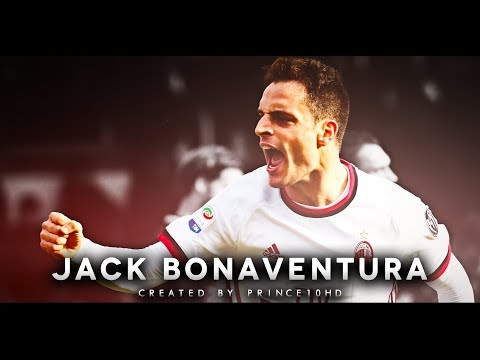 Giacomo Bonaventura - Top Midfielder - Best Skills, Goals & Assists - AC Milan - 2018 HD