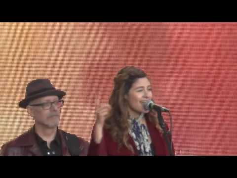 Carole King & Louise Goffin - Where you lead I will follow - Hyde Park 2016