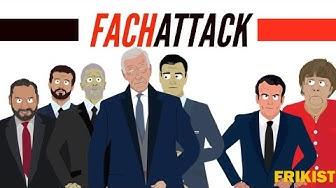 Imagen del video: FACHATTACK!! Primer episodio de la tercera temporada!! ANIMACIÓN española.