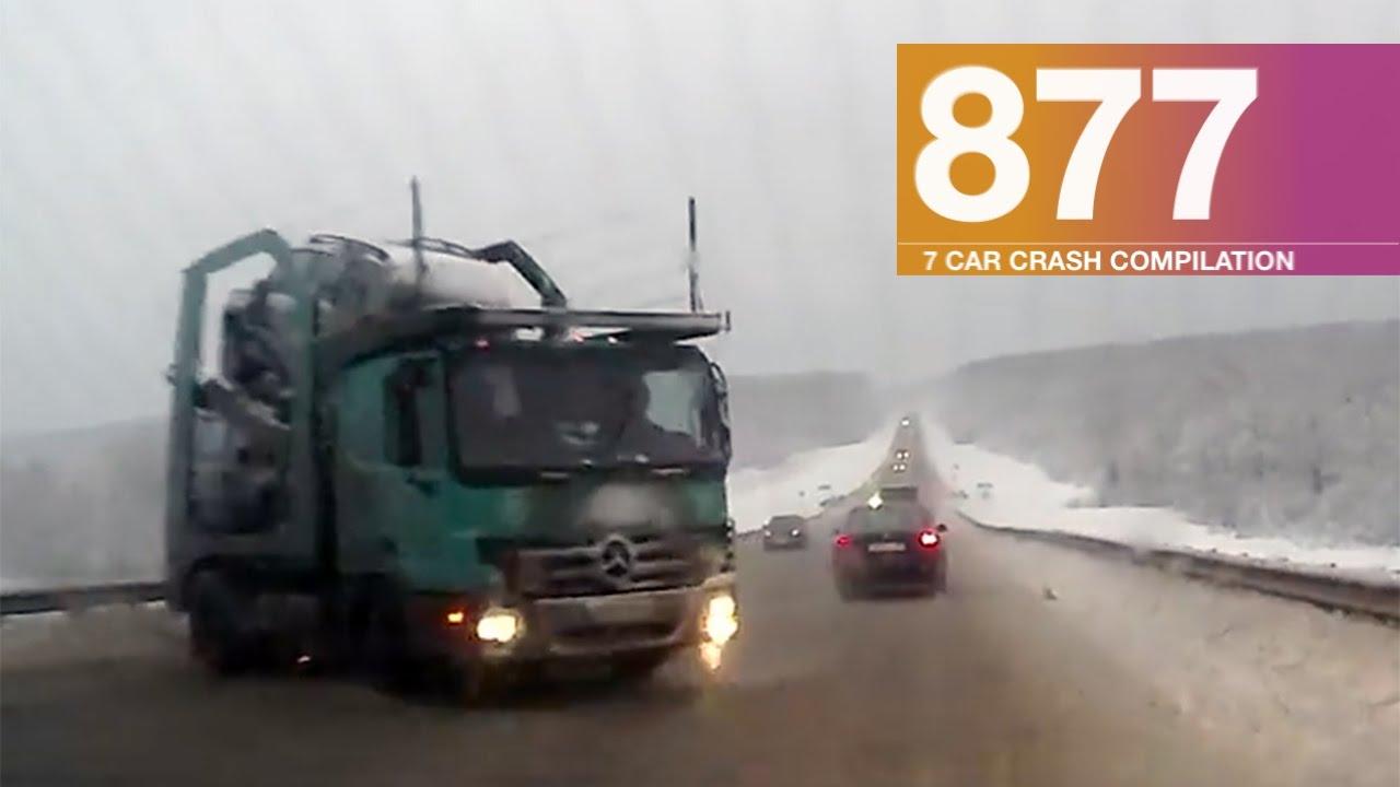 Car Crashes Compilation 877 February 2017 Youtube
