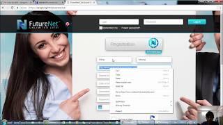 Hướng dẫn đăng ký tài khoản Futurenet miễn phí - Đặng Hùng Lĩnh
