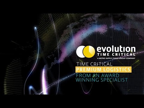 Evolution Time Critical - Emergency Logistics Specialists