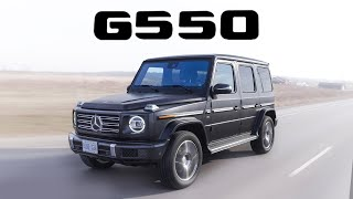 2019 Mercedes G550 Review - The All New G-Wagen