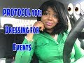 How to Dress Appropriately at BGLO Greek Events | Do's & Don'ts HappyNappy1