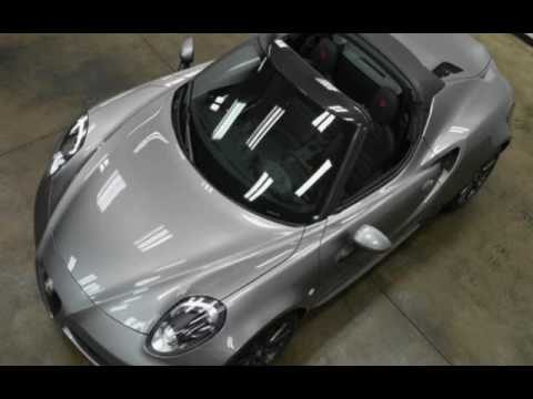 2015 alfa romeo 4c spider for sale in strongsville, oh - youtube