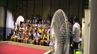Тайские змеи. выступление