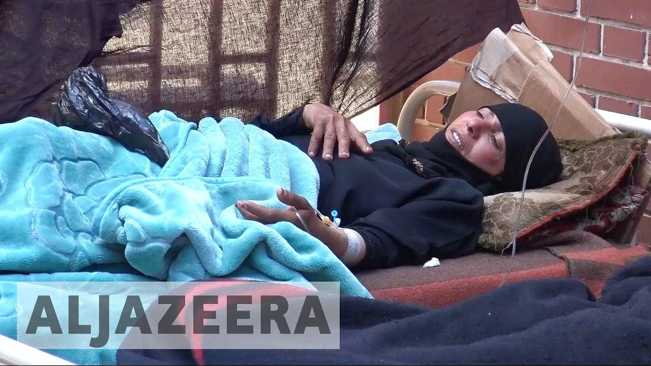 Red Cross: Yemen cholera cases could exceed 600,000