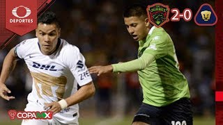 ¡Juárez está en la Final! | Juárez 2 - 0 Pumas  | Copa MX - Semifinal | Televisa Deportes