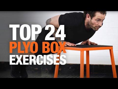 24 Best Plyo Box Exercises | Mirafit
