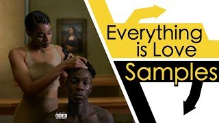 Baixar Every Sample From The Carters Everything is Love
