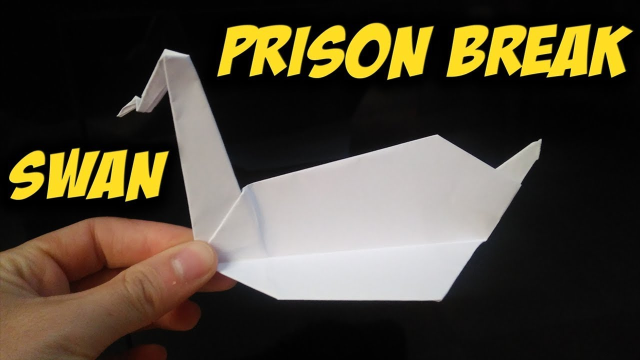 How Do You Make An Origami Swan How To Origami Swan Instructions ... | 720x1280