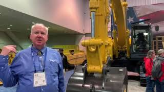 Video still for Kobelco Discusses the Newest Edition – the SK 380 Short Range.