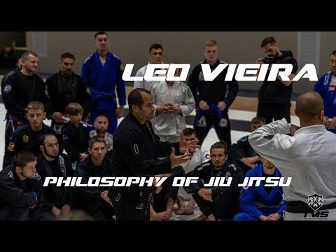 LEO VIEIRA: Philosophy of Jiu-Jitsu (documentary) / RUS sub