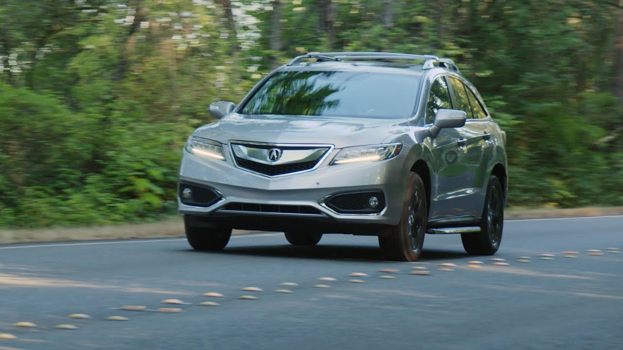 rear and reviews canada review acura quarter rdx motor trend en three cars rating