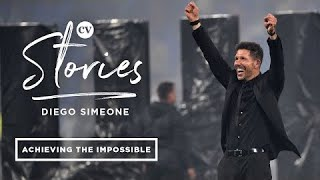 Diego Simeone | Taking La Liga from Barcelona and Real Madrid, and European success | CV Stories